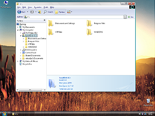 VTP screen 11