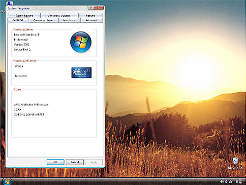 VTP screen 10