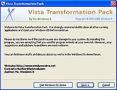VTP screen 2