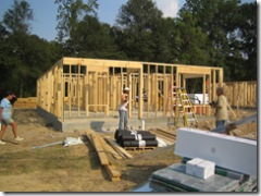 Habitat for Humanity - Baton Rouge 2006